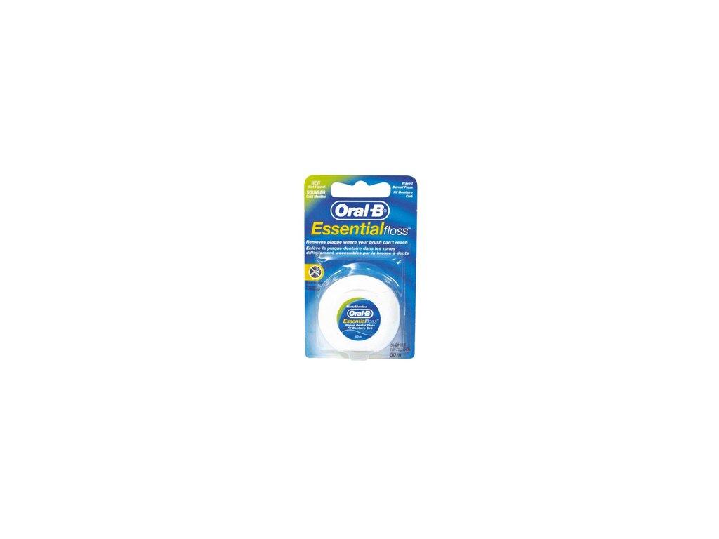Dentální nit Essentials 50m ORAL B
