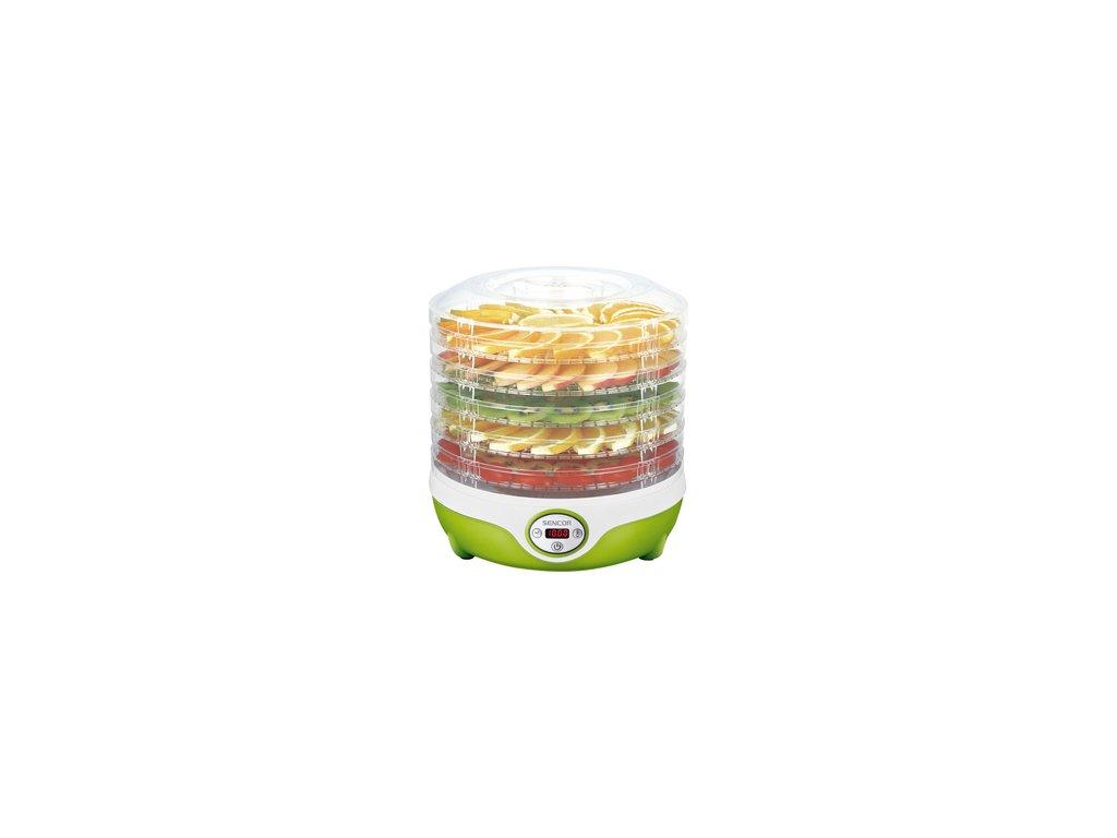 Sušička potravin /ovoce/ Sencor SFD 851GR
