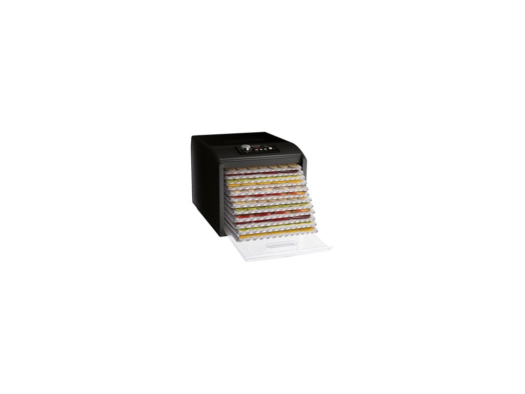 Sušička potravin /ovoce/ Sencor SFD 6600BK  DOPRAVA ZDARMA