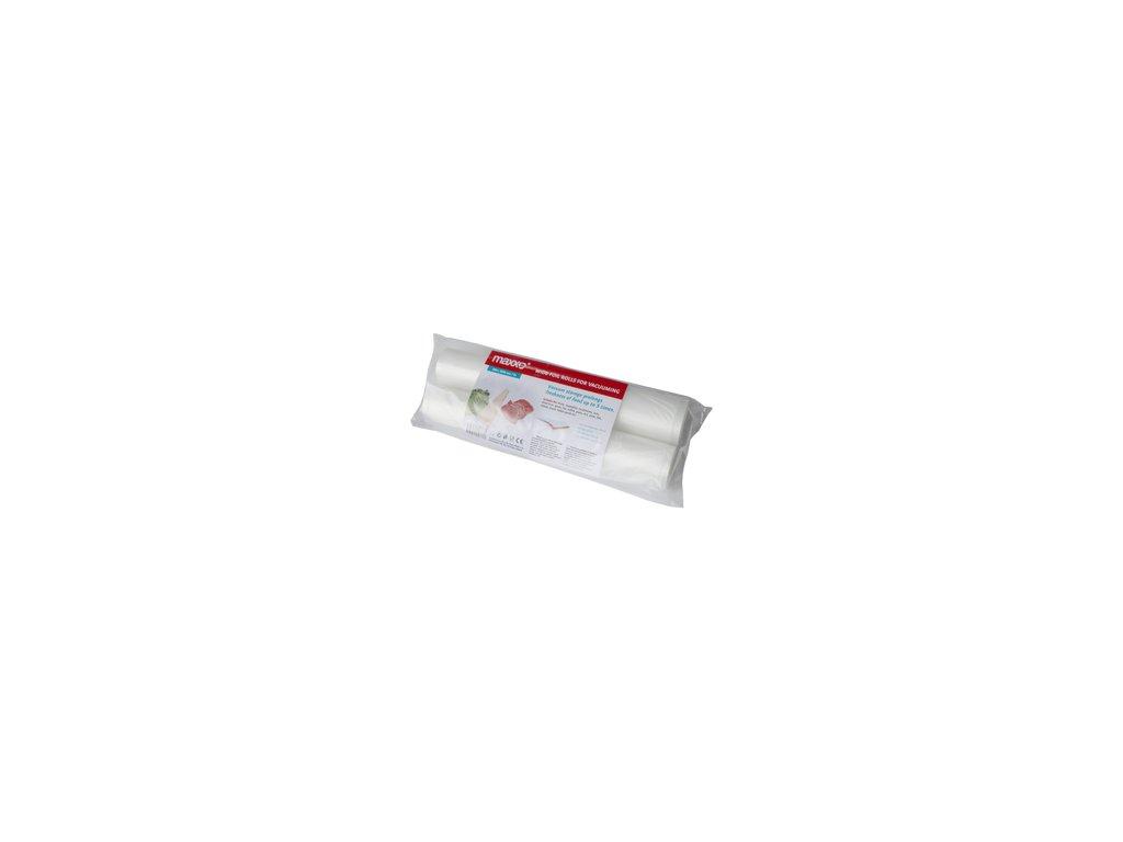 Náhradní rolky /vakuovací fólie/ Maxxo univerzál 2x280x3000