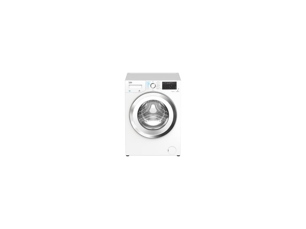 Pračka se sušičkou Beko HTE 7736CSXCW náplň 7/4 kg