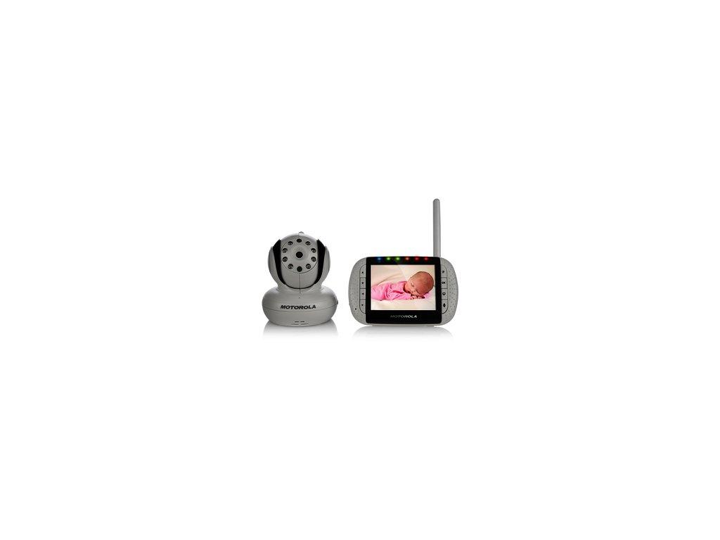 Dětská videochůvička Motorola MBP 36 S noční vidění dosah až 300 m  DOPRAVA ZDARMA