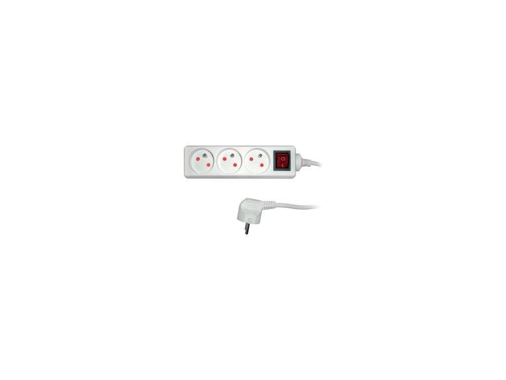 Prodlužka /prodlužovací přívod/ Sencor SPC 19 2m/03