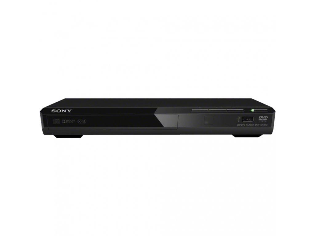 DVD přehrávač Sony DVP SR370  DOPRAVA ZDARMA