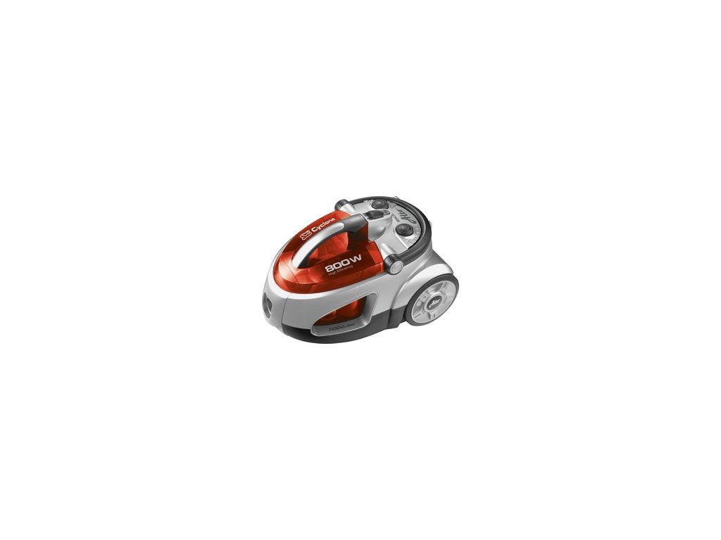 Vysavač Sencor SVC 730RD-EUE2 Alto červený bezsáčkový