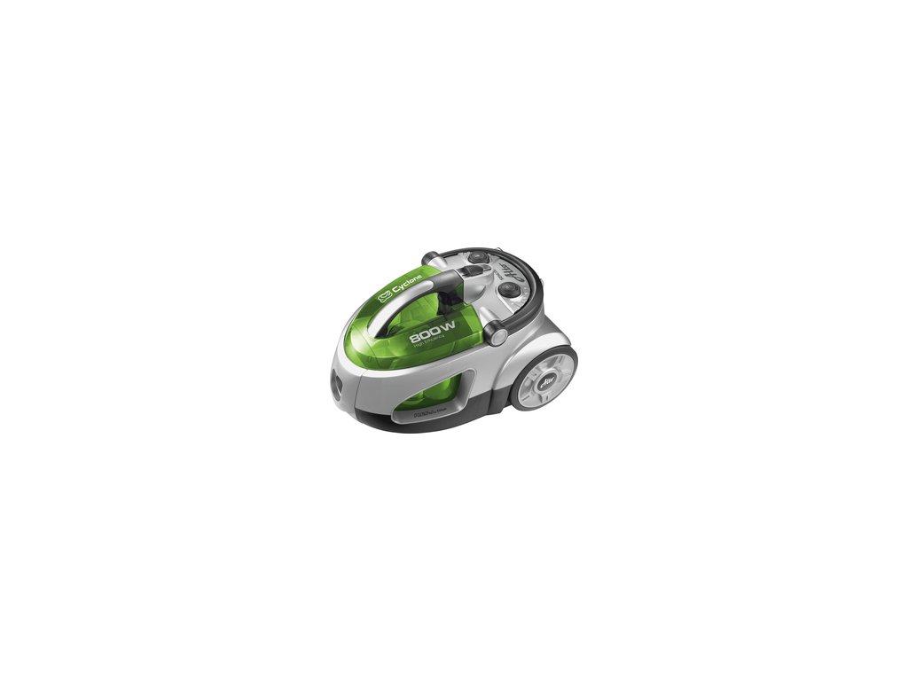 Vysavač Sencor SVC 730GR-EUE2 Alto zelený bezsáčkový