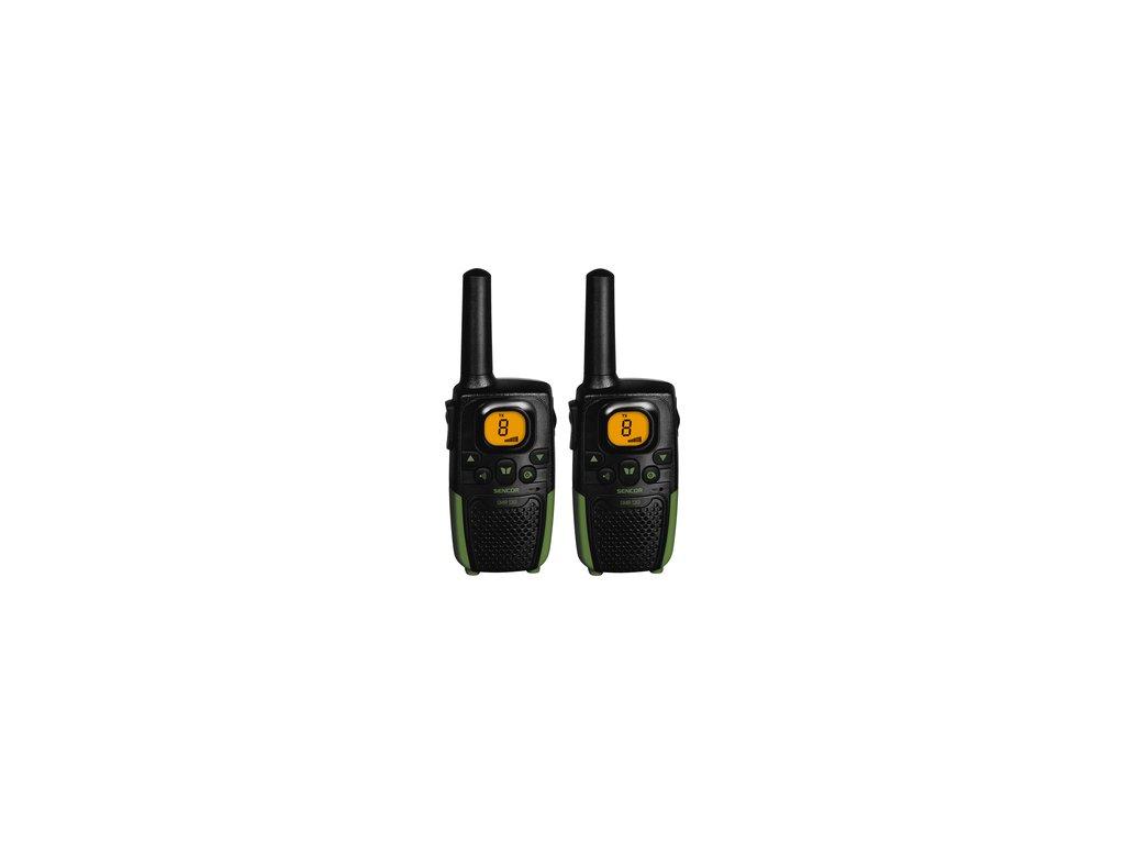 Vysílačky Sencor SMR 130 TWIN 7 km