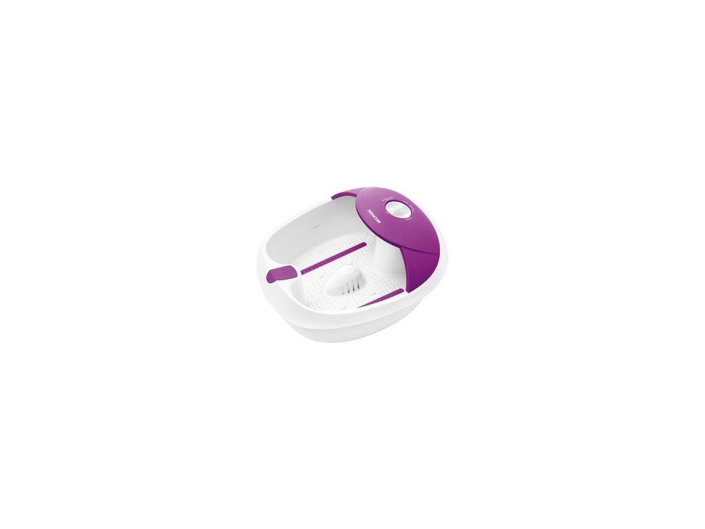 Masáž nohou /masážní vana/ Sencor SFM 3721VT fialová