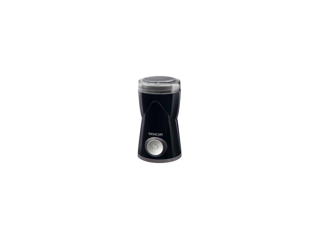 Kávomlýnek Sencor SCG 1050BK černý mák byliny ořechy