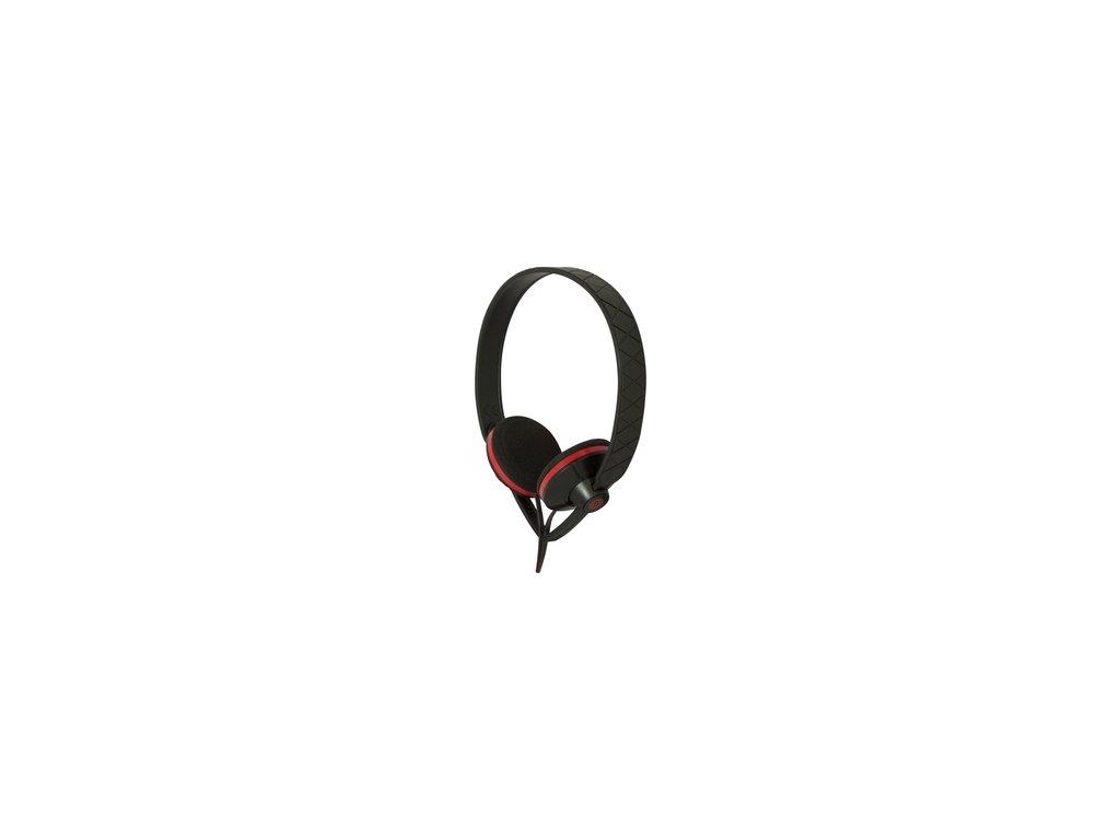 Sluchátka Sencor SEP 428 BLACK černá uzavřená .
