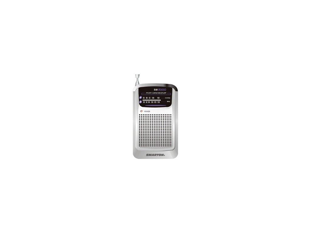 Kapesní rádio Smarton SM 2000