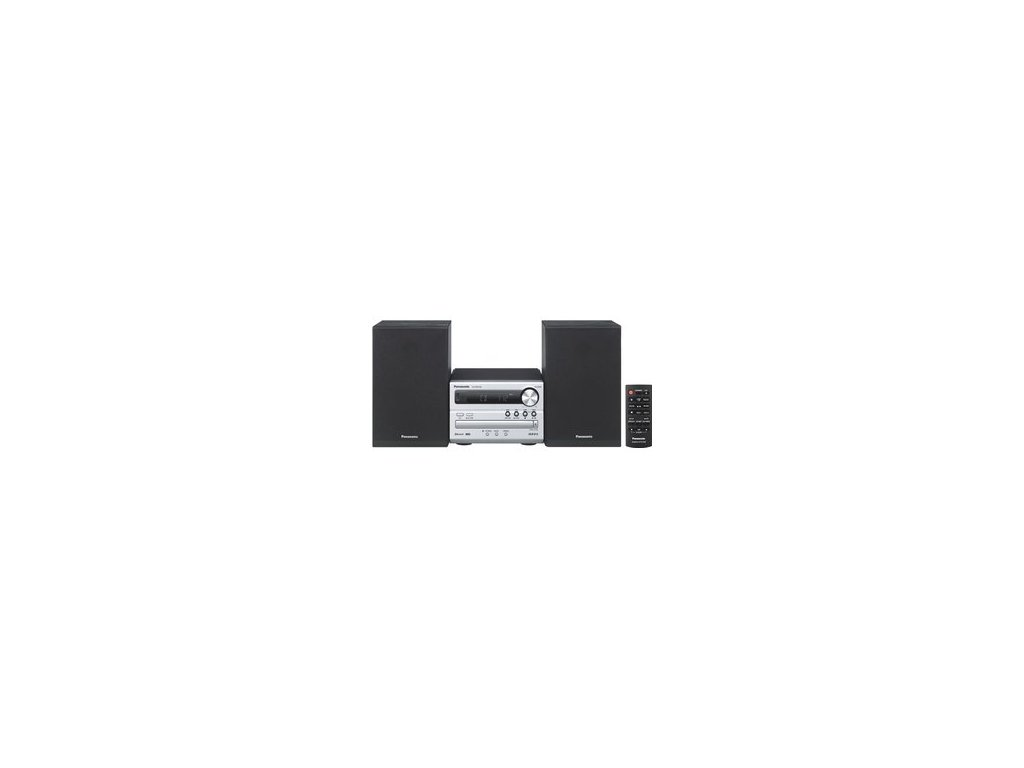 Mikrosystém Panasonic SC PM250EC-S USB MP3 Bluetooth  DOPRAVA ZDARMA
