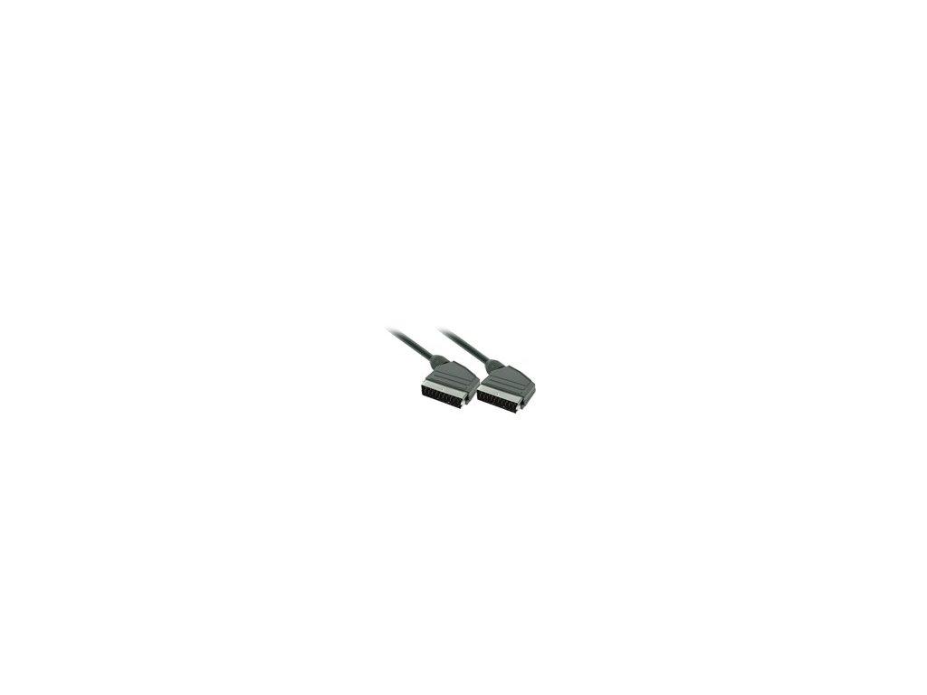 Kabel Scart 21 Pin - Scart 21 Pin délka 1,5 m