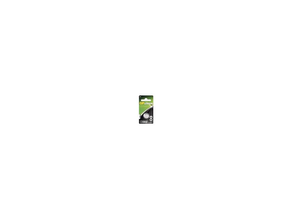 Lithiová knoflíková baterie CR2032 DL2032 3V