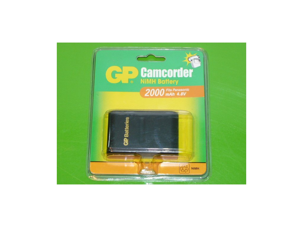 Baterie /akumulátor/ pro videokamery Panasonic NV-A NV-CS NV-LC NV-R NV-RX, SX VX