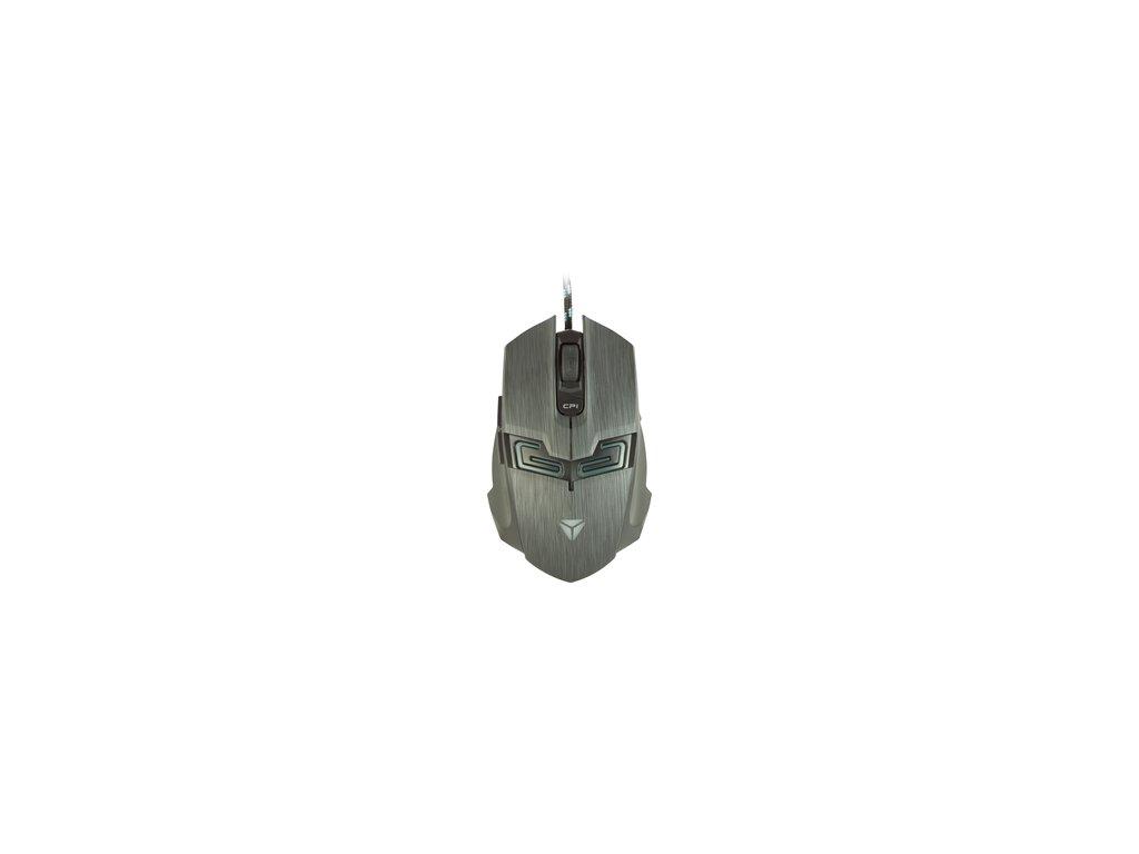 Herní drátová myš Yenkee YMS 3007 Shadow USB
