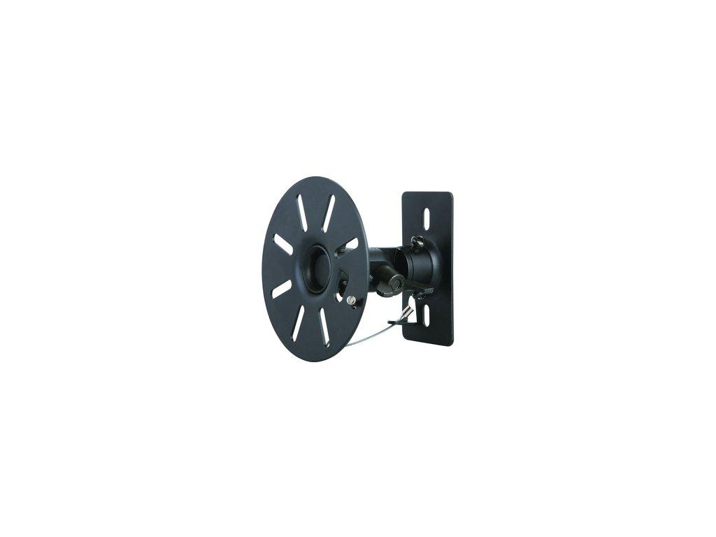Nástěnný reproduktorový držák Stell SHO 1110 černý pár