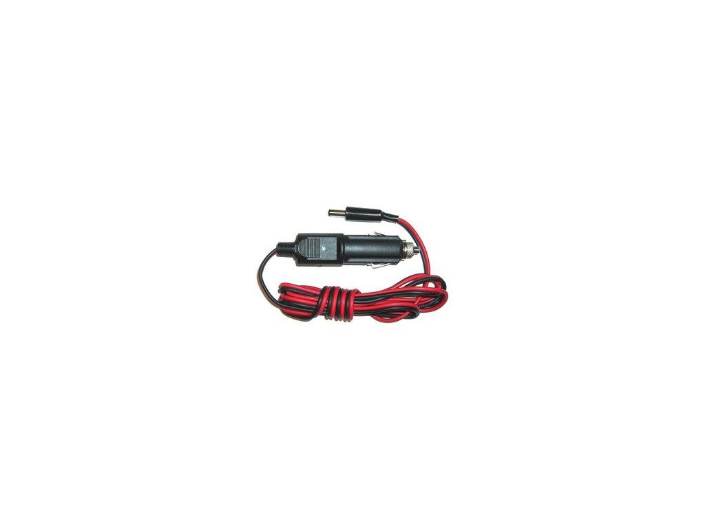 Napaječ /kabel napájení, adaptér/ televizí Sencor 12V v autě, karavanu, kamionu
