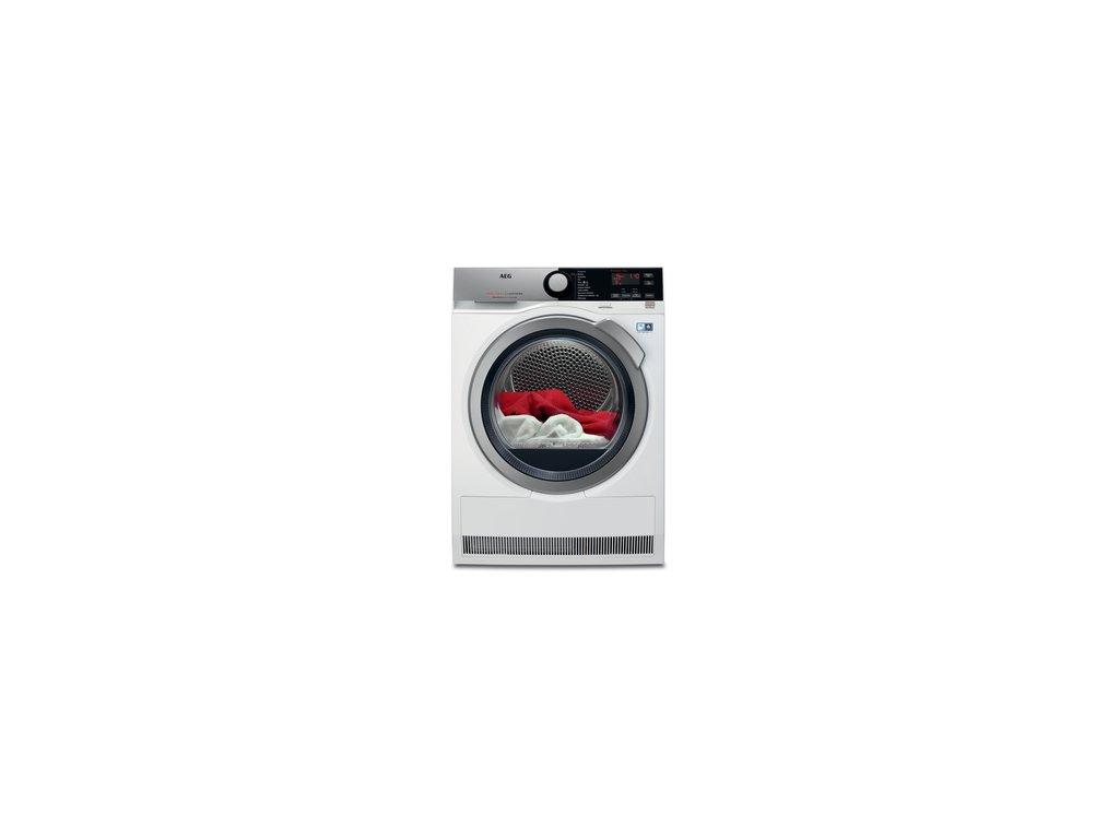 Kondenzační sušička prádla AEG T 8DEE68SC s tepelným čerpadlem 8kg  DOPRAVA ZDARMA + dárek