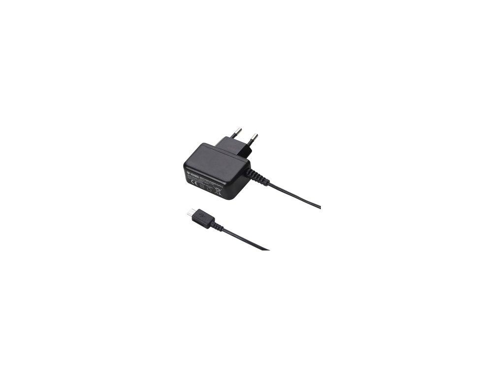 Mikro USB nabíječka Yenkee YAC 2016BK 2A na mobil, tablet