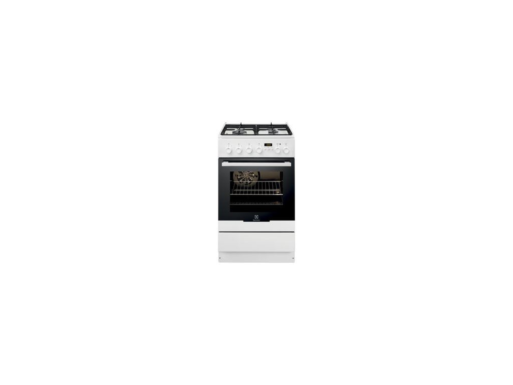 Kombinovaný sporák Electrolux EKK 54506 OW horký vzduch  DOPRAVA ZDARMA