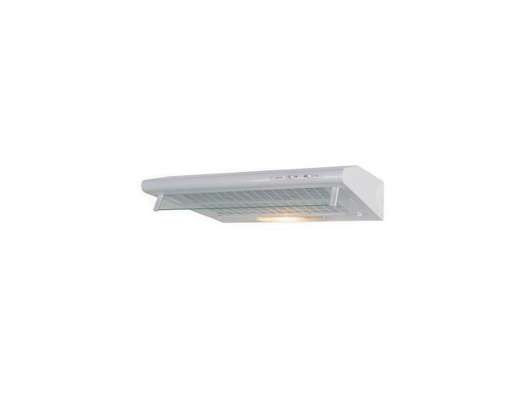Odsavač Mora OP 610 W bílý 7 možností odtahu 60cm