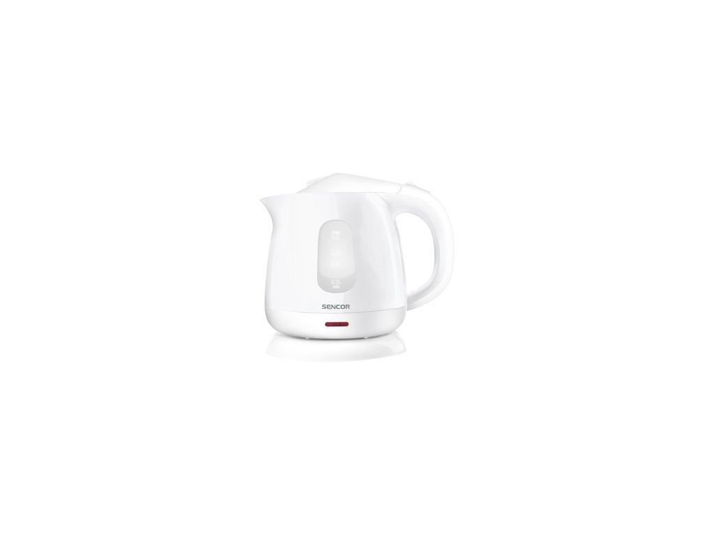 Rychlovarná konvice Sencor SWK 1010WH bílá 1 litr