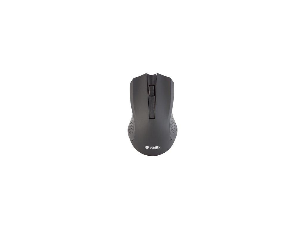 Bezdrátová myš Yenkee YMS 2015BK černá Monaco