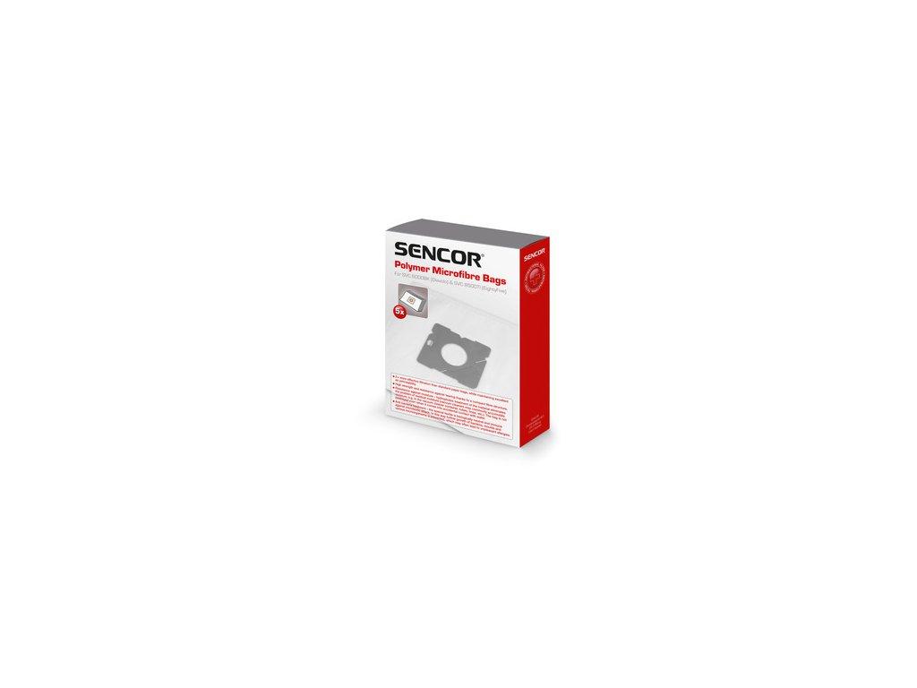 Sáčky do vysavače Sencor SVC 60XX/80XX/85XX/93XX 5ks