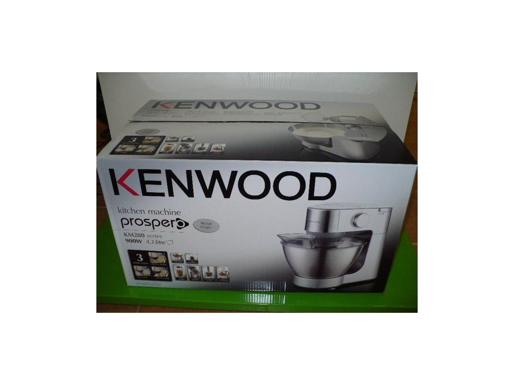 Robot Kenwood KM 287 Prospero 900W, bohaté příslušenství  DOPRAVA ZDARMA