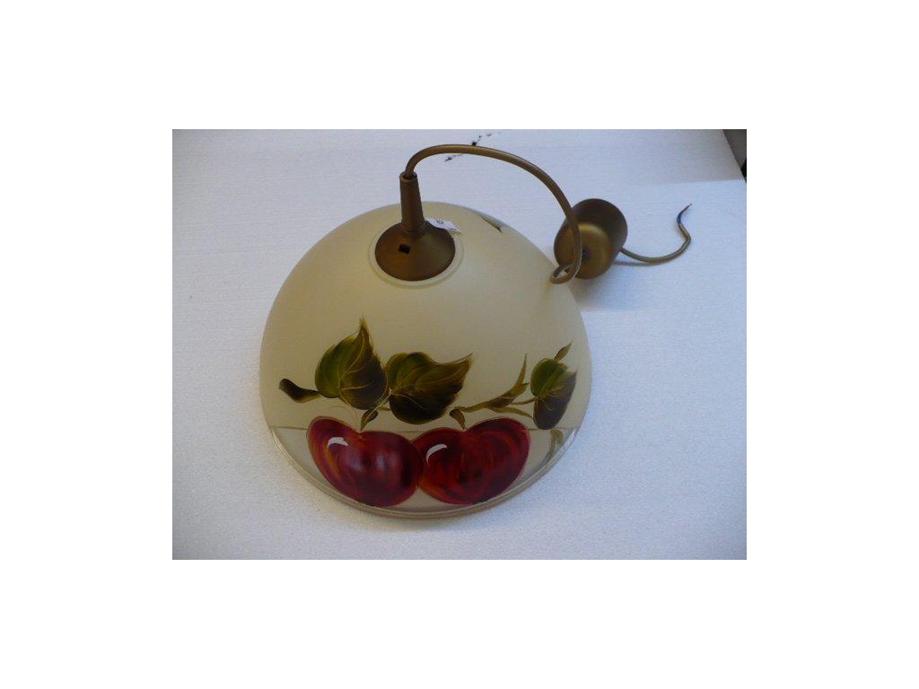 Lustr kuchyňský ELC motiv jablko
