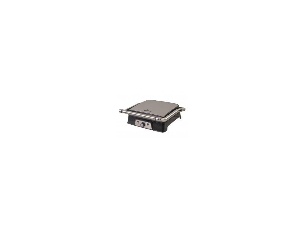 Elektrický kontaktní gril Bravo B-4476 Picollo nerez s regulací teploty