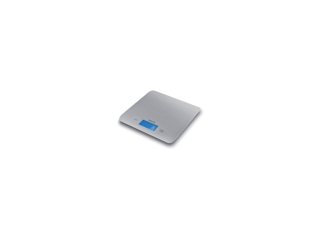 kuchyňská váha Sencor SKS 5400 nerez