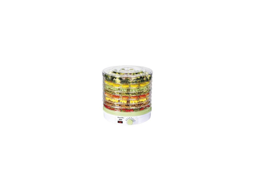 Sušička ovoce Bravo B-4634 Regula Maxi s termostatem  DOPRAVA ZDARMA