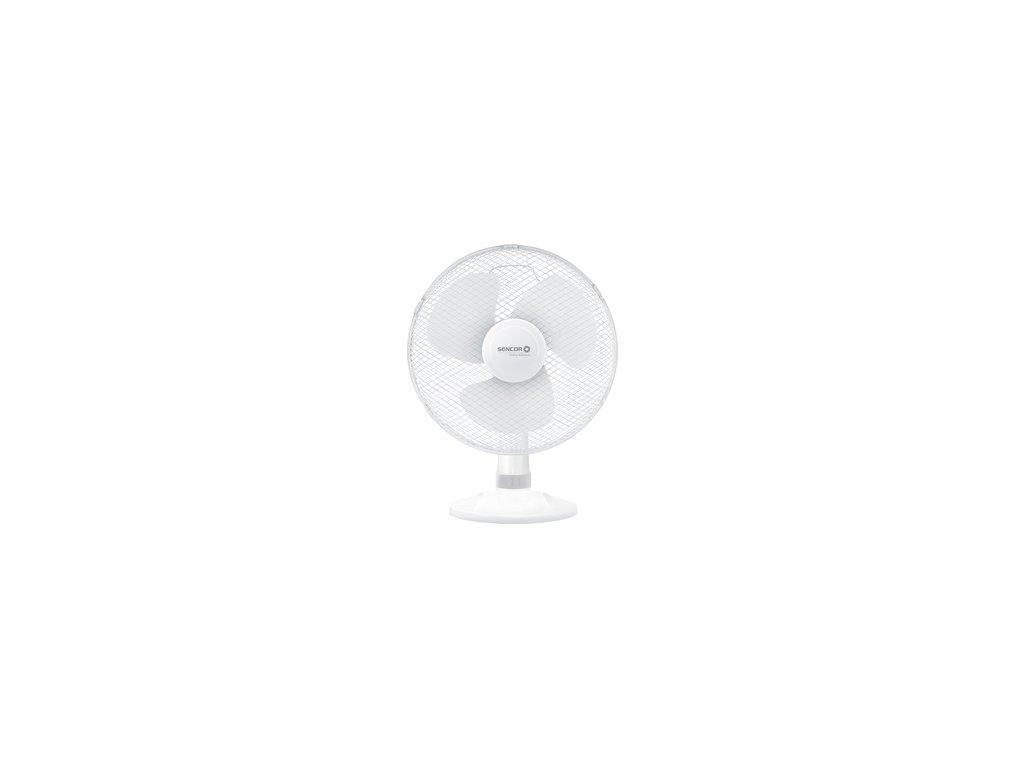 Stolní ochlazovací ventilátor Sencor SFE 3027WH