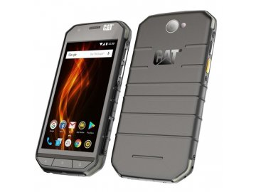Odolný telefon Caterpillar /CAT/ S31 černý Dual Sim prachotěsný vlhkotěsný  DOPRAVA ZDARMA