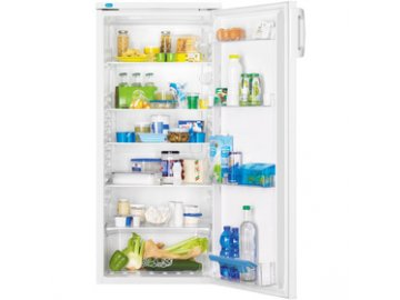 Monoklimatická chladnička Zanussi ZRA 25600 WA 240 litrů výška 125 cm