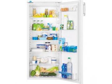 Monoklimatická chladnička Zanussi ZRA 25600 WA A+  240 litrů výška 125 cm