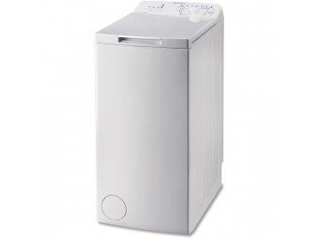 Pračka plněná vrchem Indesit BTW A51052 /EU/  A++ 5kg 1000 ot.  DOPRAVA ZDARMA