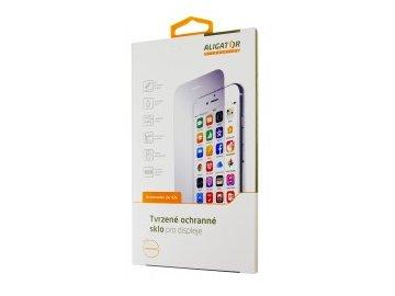 Tvrzené ochranné sklo Aligator na displej telefonu Xiaomi Redmi 6A