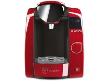 Plnoautomatické espresso Bosch Tassimo TAS 4503 červené