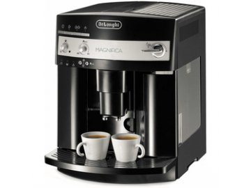 Espresso DeLonghi ESAM 3000 B Magnifica 15 barů  DOPRAVA ZDARMA
