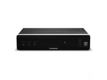Satelitní přijímač Thomson THS 815 DVB-S2 IRDETO USB PVR Skylink  DOPRAVA ZDARMA