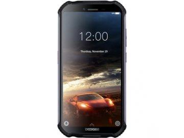 Odolný telefon Doogee S40 černý LTE 2GB 16GB IP68 vodotěsný, prachotěsný  DOPRAVA ZDARMA