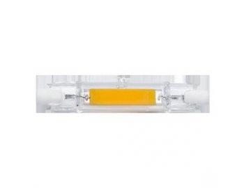 LED žárovka Retlux RLL 318 J78 R7s 5W COB WW vhodná do halogenových reflektorů /van/