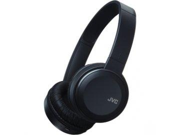Bezdrátová bluetooth sluchátka JVC HA-S30BT B