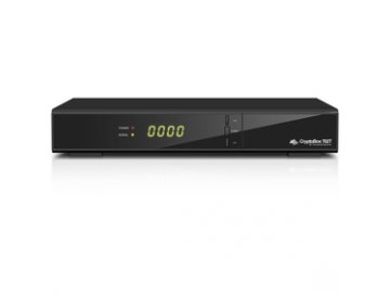 Set Top Box /DVB-T/T2 přijímač/ AB Cryptobox 702T H.265 HEVC REC USB
