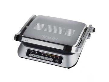 Inteligentní elektrický kontaktní gril Sencor SBG 6031SS