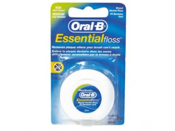 Dentální nit Essentials 50m ORAL B