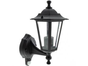 Nástěnné svítidlo /lampa/ Retlux RSM 126 E27 venkovní IP 44 s PIR pohybovým čidlem